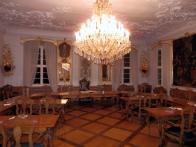 Der Rokokosaal des Alten Rathauses