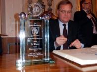 Oberbürgermeister Andreas Starke