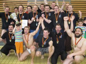 Deutscher Meister 2007-2013