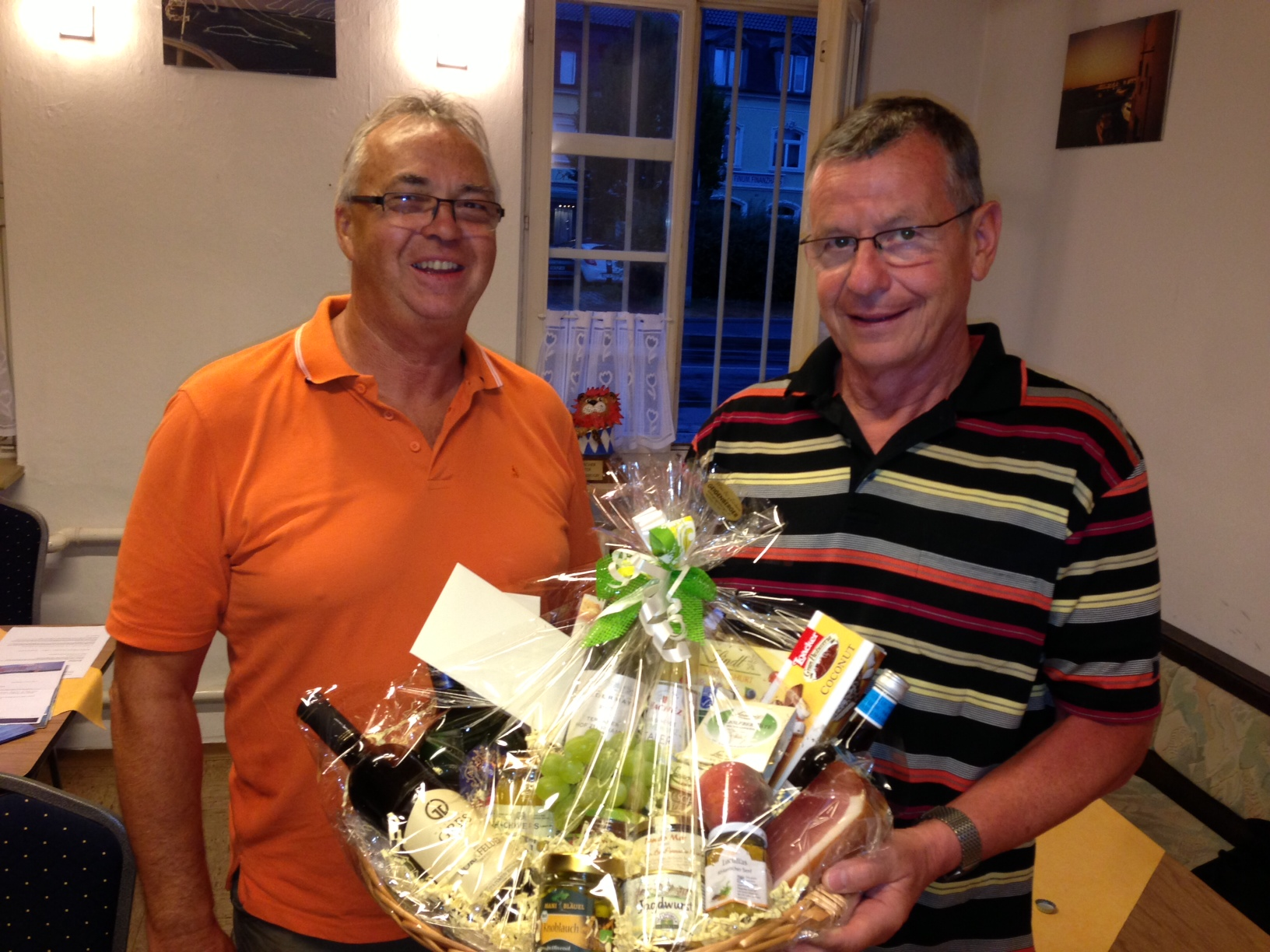 Gerds 65.Geburtstag