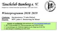 Winterprogramm 2018/19